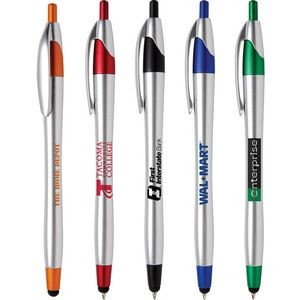 Javalina (TM) Chrome Stylus Pen (Pat #D709,949)