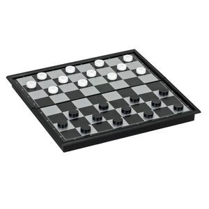 Magnetic Checkers Set -Small Travel Size